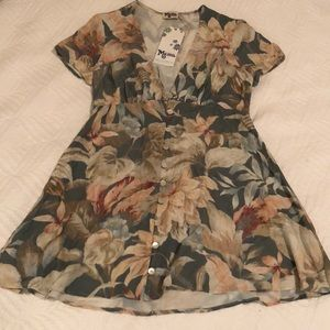 BRAND NEW WITH TAGS show me your mumu dress S.